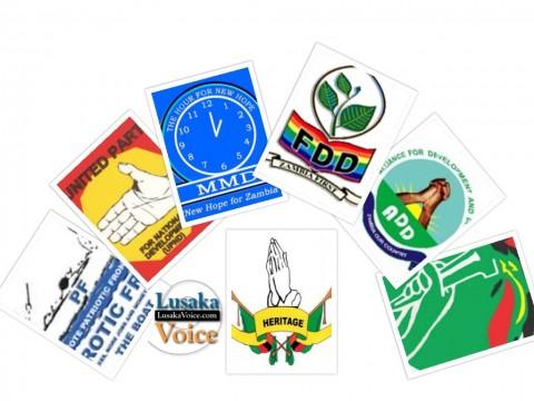 Zambia Parties 2014