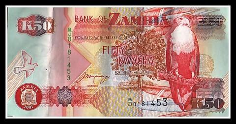 Zambian Kwacha