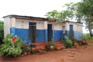 Zancos home in Mbala,its located on a piece of farmland that the colonial authorities gave him before independence. Picture by Chibamba Kayula