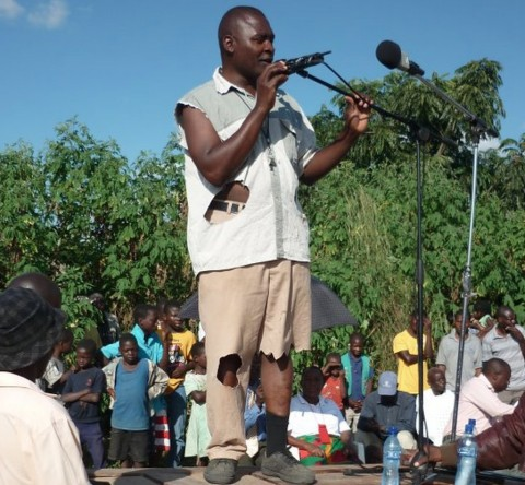 Father Frank Bwalya - lusakavoice.com 2014
