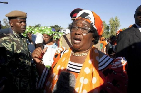 Justice Kenyatta Nyirenda rejects sitting president Joyce Banda's attempt to annul Malawi's elections