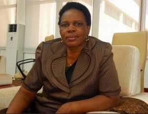 PF Deputy Secretary General Bridget Atanga