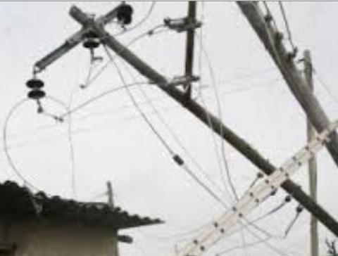 Zesco Power lines