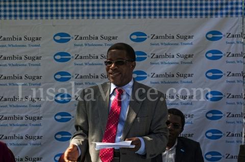 Zambia Suagr donates K100,000 to ZAAA