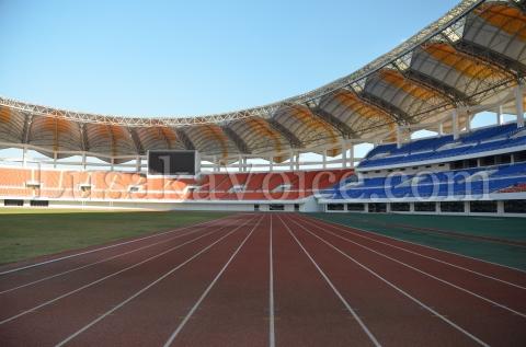 LUSAKA'S National Heroes Stadium