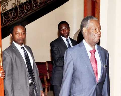 His Excellency Michael Chilufya Sata