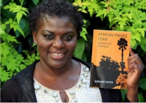 Margaret Mwila Buter was recently elected Councilor for London's North Richmond ward under Prime Minister David Cameron's Conservative Party.
