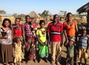 Members of First Baptist Church visited Zambia, where they shared their love of Christ with several natives.