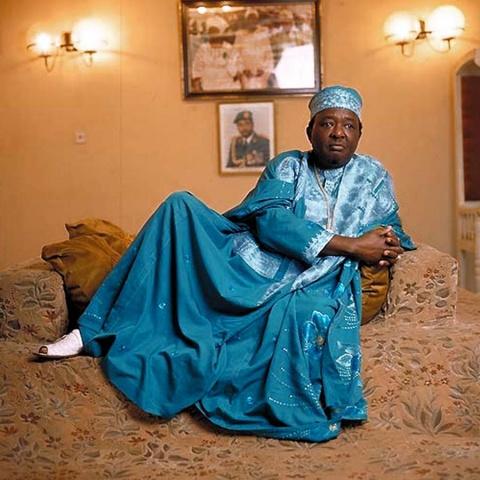 Oba Okunade Sijuwade, Ile-Ife, Nigeria