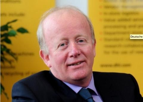 Steve Harley, President, DHL Energy Sector