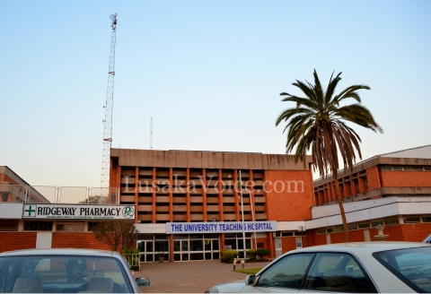 The University Teaching Hospital in Lusaka ; Doctor ; Medicine ; UTH