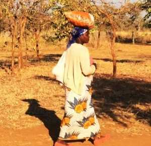 While in Zambia, First Baptist Church members were offered the chance to witness several local traditions.