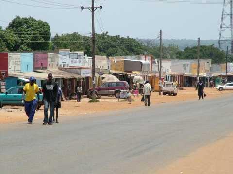 Zambia • Western Kaoma