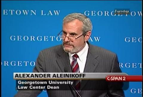 Alexander Aleinikoff