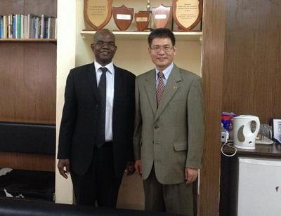 Ambassador Yang Youming