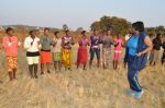 Dr Kaseba  during the Teachers:Community Leaders:Pupils Mentorship Training Camp at Chinsali Girls Secondary School.  .