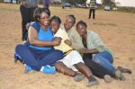 Dr Kaseba  during the Teachers:Community Leaders:Pupils Mentorship Training Camp at Chinsali Girls Secondary School. ,