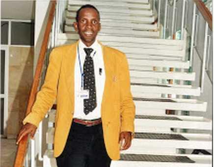 FODEP Exective Director Mr McDonald Chipenzi