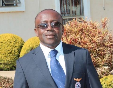 Football Association of Zambia Spokesman Nkweto Tembwe