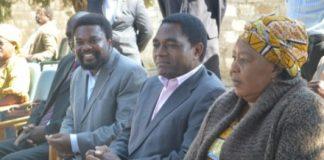 Hakainde Hichilema - hh