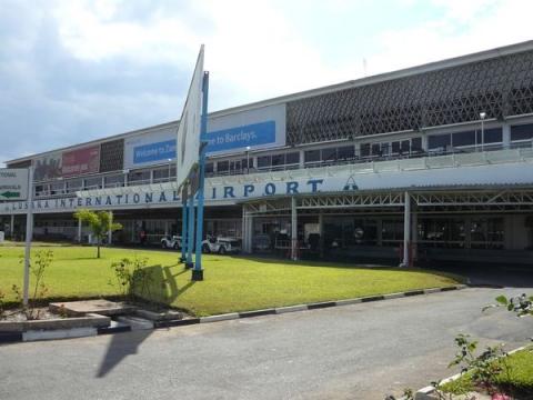 Lusaka Kenneth Kaunda lnternational Airport