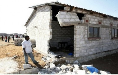 MORE than 150 illegal structures have been demolished in Kalukanya Township in Mufulira as they were constructed in an unplanned area.