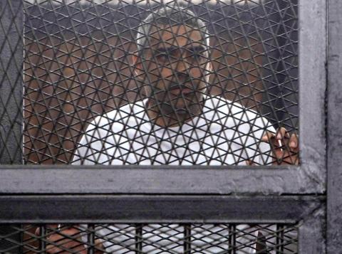Mohamed Fahmy, Still In Egyptian Jail