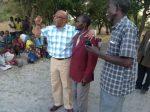 Nevers Mumba in Mangango