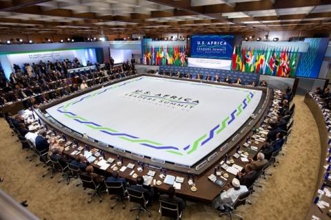 US-Africa summit