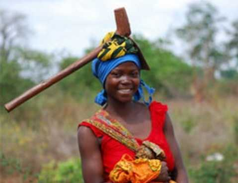 women to re-examine their status and to have equal opportunity access to land