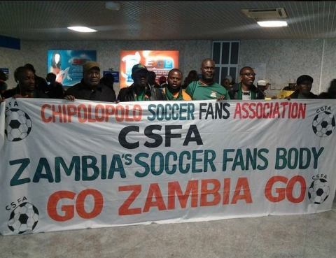 Chipolopolo soccer fans association