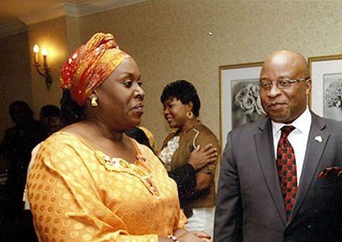 Dr Nevers Mumba, Florence Mumba