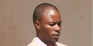 Former Ministry of Health Human Resource Manager Henry Kapoko