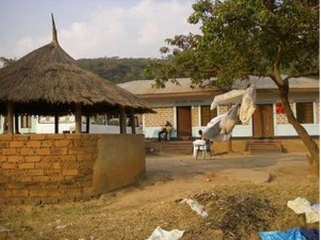 Guest House near Kasesha border, zambia
