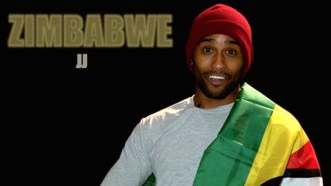 JJ from Zimbabwe