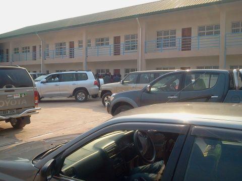 Kasama General Hospital Flats