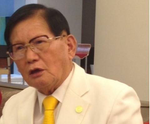 Mr. Man Hee Lee Chair, Heavenly Culture World Peace Restoration of Light