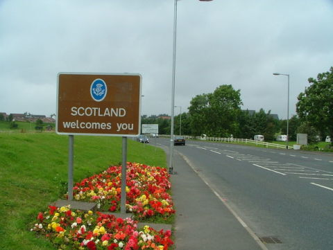 Scottish independence.