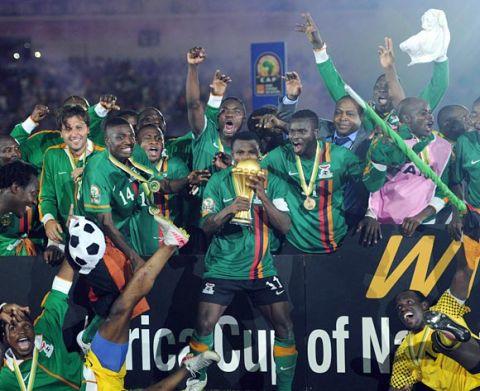 ZAMBIA AFCON