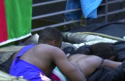 Big Brother Hotshots - Tender Love and Care Day 10- 16-15 Sheillah to a much needed massage after she expressed that she wasn't feeling the greatest.