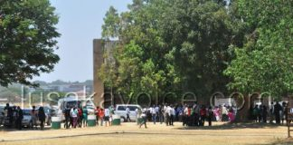 UNZA mourns Michael Sata, 'King Cobra' Oct 29th 2014 in Pictures