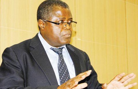 Mines, Energy and Water Development Minister Christopher Yaluma
