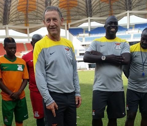 The Football Association of Zambia has announced the appointment of Dutch man Nico Labohm as one of the Assistants to Coach Honour Janza