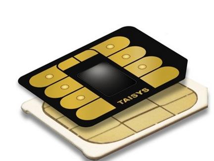 ultra-thin mobile banking smart SIM
