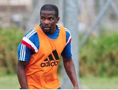 Ajax Cape Town frontman Clifford Mulenga targeting a return to Zambian national team