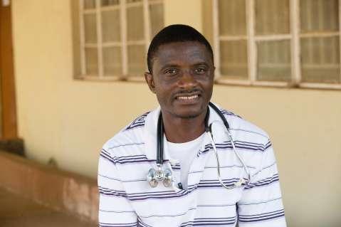 Dr. Martin Salia Has Died