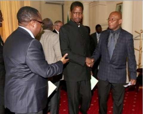 Edgar Lungu files nominations, as Sichinga joins race