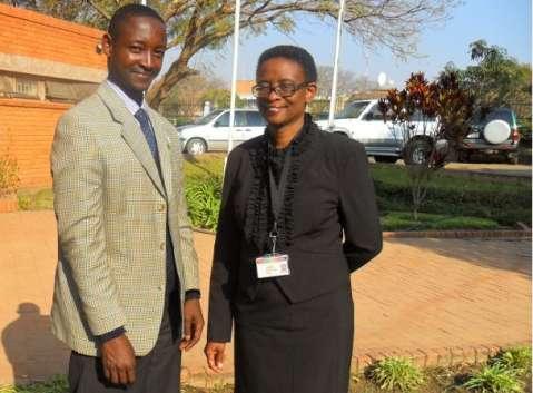 Electoral Commission of Zambia -ECZ- Director, PRISCILLA ISAACS