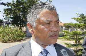 Given Lubinda (Former Minister of Foreign Affairs)
