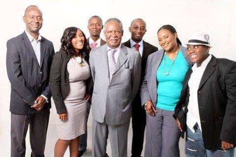 Sata with Family